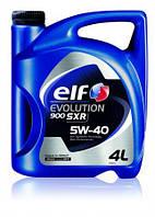 Масло моторное ELF EVOLUTION 900 SXR 5W40 (ACEA A3/B4 - API SN/CF, RENAULT RN0700/07100) 4L
