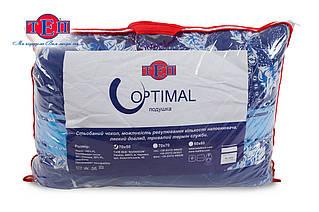 Подушка ТЕП «Optimal» с наполнителем Hollowfiber, 50х70 см.