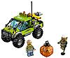 Конструктор Bela Urban 10638 «Разведывательный грузовик исследователей вулканов», фото 2