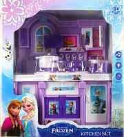 "Мебель для кукол типа Барби ""Кухня"" (Фроузен, Frozen) арт. 8801"