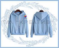 Толстовки, кофты, свитера, худи,свитшоты  ОПТОМ с вашим логотипом (под заказ от 50 ед.), фото 1