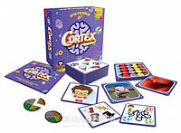 Настольная игра Yago CORTEX CHALLENGE KIDS 90 карточек, 24 фишки