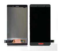 Дисплей (экран) для Huawei P8 Max (DAV-703L) + с сенсором (тачскрином) черный
