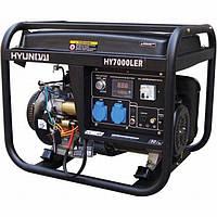 Бензиновый генератор HYUNDAI Professional HY 7000 LE 5,0 (5,5) кВт