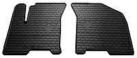 Резиновые передние коврики для Chevrolet Aveo (T200) 2004-2011 (STINGRAY)