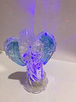 Ночник с цветной подсветкой Ангел