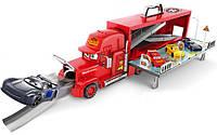 Большой грузовик Мак с машинками 6354, фото 1