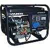 Бензиновый генератор HYUNDAI Professional HY 9000 LE 6,0 (6,6) кВт