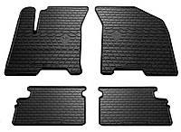 Резиновые коврики для Chevrolet Aveo (T200) 2004-2011 (STINGRAY)