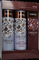 Набор для ухода за волосами Estel ORIENT SEASON - EPOS (шампунь, двухфазный спрей, бальзам)