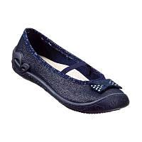 Текстильные балетки 3F Prima 4A1 10 сменная обувь для школы