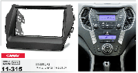 Переходная рамка CARAV 11-315 2 DIN (Hyundai Santa Fe, iX-45)