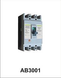 Автоматический выключатель АВ3001/3Н 3р 40А Промфактор