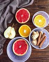 Имбирно-лимонный эликсир с медом для повышения иммунитета