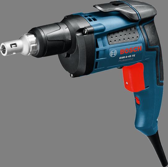 Шуруповерт электрический Bosch GSR 6-45 TE Professional