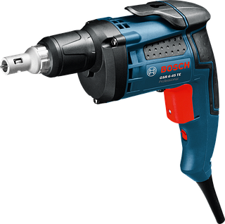 Шуруповерт электрический Bosch GSR 6-45 TE Professional (701 Вт)