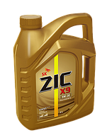 Масло моторное ZIC X9 5W-30 4л. ( Ю.Корея)