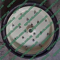 Колесо GA7949 копира GA6615 з/ч KINZE ga 7949 реборда ga6615