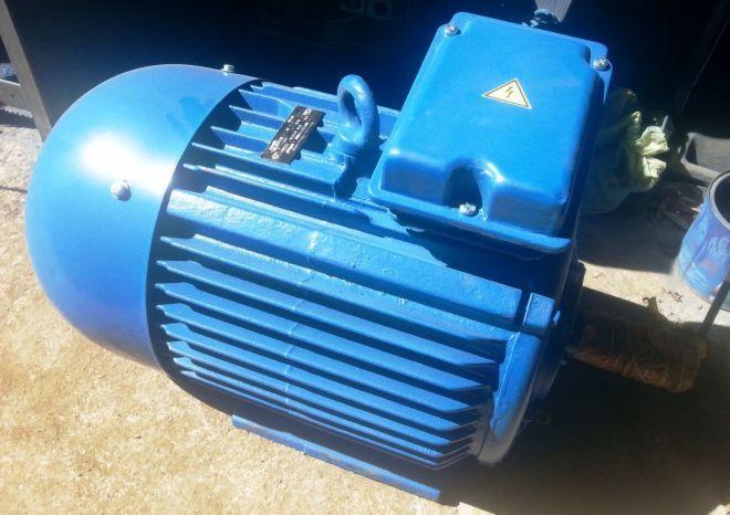 Электродвигатель МО250S4 75кВт 1500 об/мин