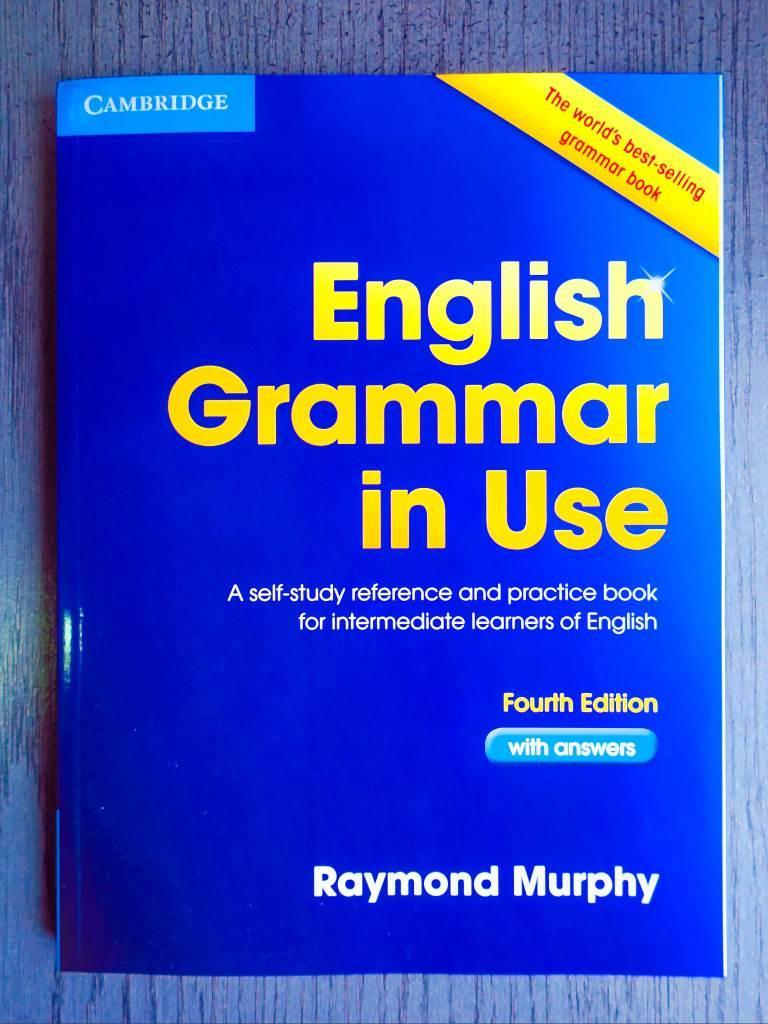 English Grammar in Use 4th Edition Intermediate with answers (з відповідями)