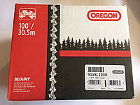 Цепь в бухте Oregon-21LPX100R шаг 0.325, паз 1.5 мм.