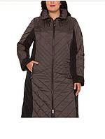 Пальто утепленное большого размера Junge, Дания
