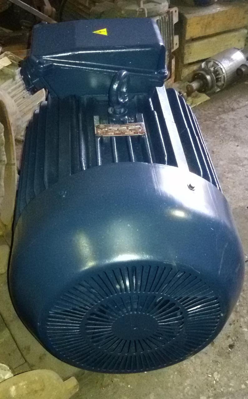 Электродвигатель МО280S2 110кВт 3000 об/мин