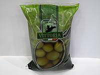 Оливки гигантские с косточкой Vittoria 850гр.