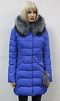 Женская Куртка-Пуховик теплая Y7017