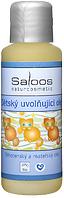 Детское массажное масло Saloos для освобождения от газиков