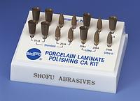 Абразивные инструменты porcelain laminat polising kit