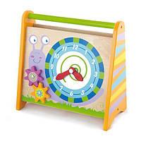 Развивающая игрушка Часы Viga Toys (50063)
