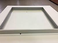 Рамка для накладного монтажа LED панелей 600*600