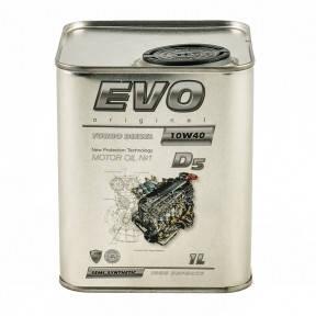Моторное масло EVO D5 10W-40 TURBO DIESEL 1л