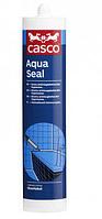 Высокоэластичный герметик CASCO AQUASEAL 300мл (Каско Аквасил)