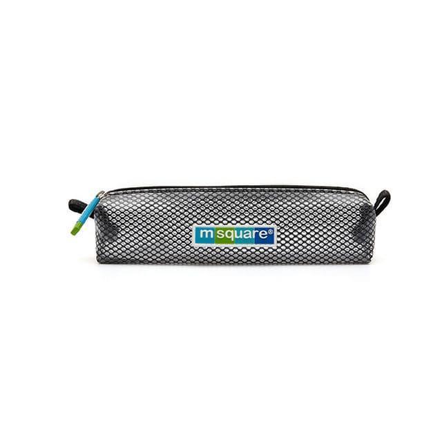 Прозора сумочка для зубних щіток чорна