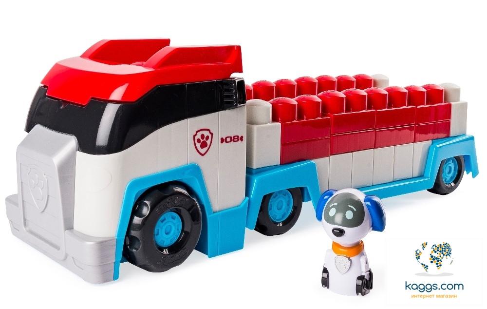 Щенячий патруль Ionix: транспортувальник для рятувальних машин SM16691 Spin Master