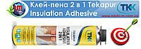 Клей-пена Tekapur Insulation Adhesive, 750 ml. (12-530)