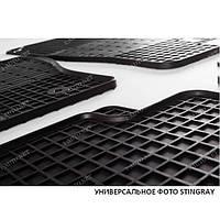 Резиновые автомобильные коврики DACIA-RENAULT LOGAN 2004-