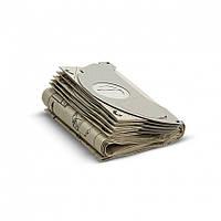 Бумажные фильтр-мешки для моющих пылесосов Karcher SE 5100, SE 6100
