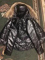 Женская утепленная куртка с капюшоном, фото 1