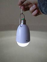 Светодиодная Лампа с аккумулятором LP-8201R LiT 2000 мАч, фото 3