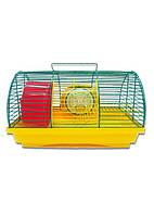 Клетка Бунгало 1 для грызунов 22*33*20 Лори