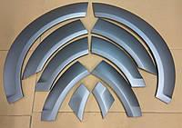 Расширители арок Ауди Q7 2007-2010