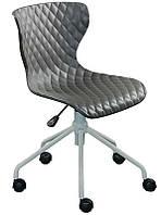 Кресло офисное для персонала Ray, серое Бесплатная доставка
