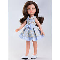 Кукла Кэрол в голубом платье, 32 см Paola Reina, 04407