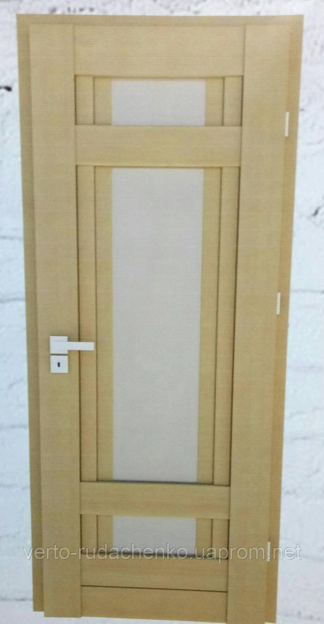 Двери Verto Лада-Лофт 1.1 в цвете Ясень «Резист»