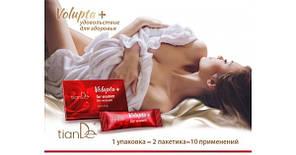 Інтимний гель Volupta (Волюпта) L-аргинин+Здоров'я, для жінок 2*5 гм, фото 3