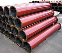 Зернопровод ф150 (1,5 мм) L = 1,25 м (п.м.) (нория зерновая)