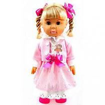 Интерактивная кукла Даринка Limo Toy на украинском M 1445 U, фото 3
